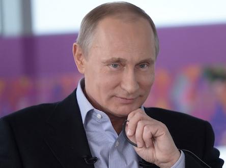Новая должность Чубайса. Ай-да Путин, ай-да... хитрец