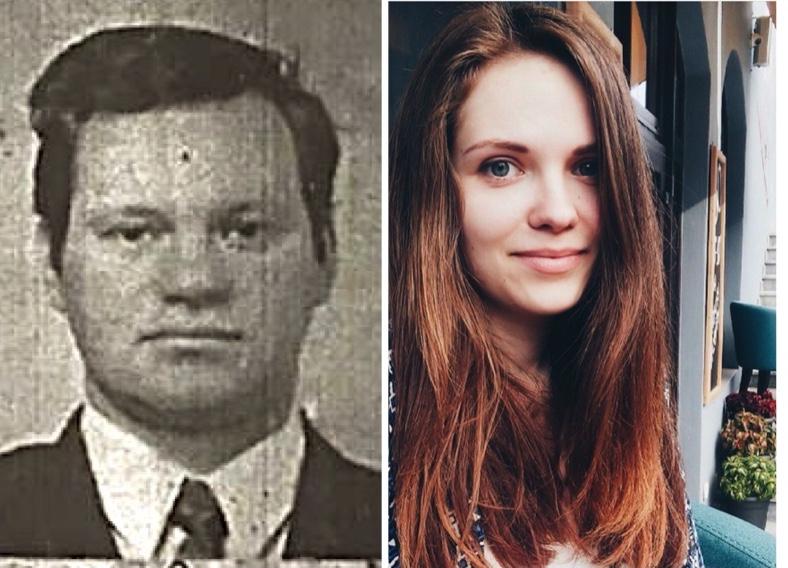 совершивший насилие на 25 млн. грн Олег Шевчук и его дочь, Екатерина Шевчук